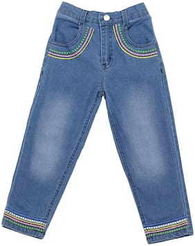 Fashionable Jeans for Girls By Cremlin Clothing