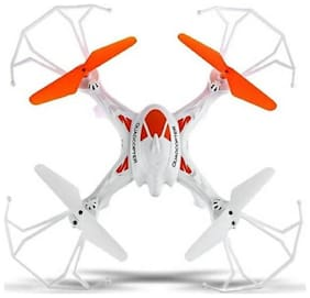 Fastdeal kids LH-X16 Drone 6 Channel Remote Controlled Quadcopter helicopter gift toy RC Gift toy  (Multicolor)