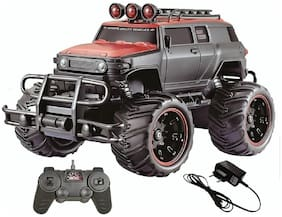FASTDEAL Mad Racing Cross- Country Remote Control Monster Truck Car  (Multicolor)