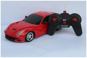 Ferrari Model RC Control Car with Remote