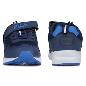Fila Blue Casual Shoes For Infants