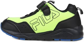 Fila Green Canvas shoes for boys