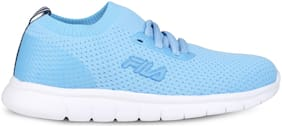 Fila Blue Canvas shoes for boys
