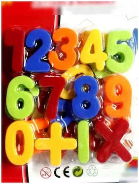 First Class Room Magnetic Numbers