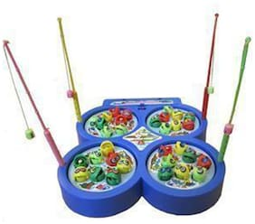 Fish Catching Game - A Complete Family Entertainment