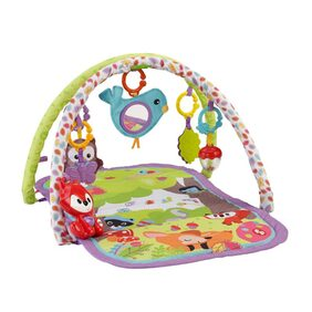Fisher-Price Woodland Friends 3-In-1 Musical Activity Gym