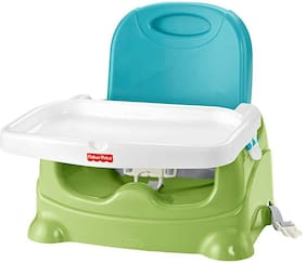 FisherPrice Healthy Care Booster Seat Green/Blue