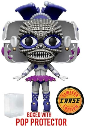Five Nights at Freddy's Sister Location #227 - Ballora (CHASE) -Funko Pop! Games