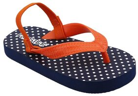 Flipside Kid's Harry Blue Flipflop