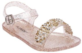 Flipside Kid's Sophia Gold Slipper