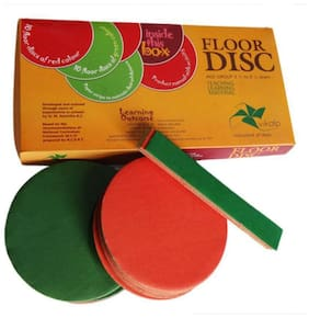 Floor Disc : Learn Number Progression, Forward and reverse counting |Educational Toys/Learning Kits/Educational Kits/Math Kit