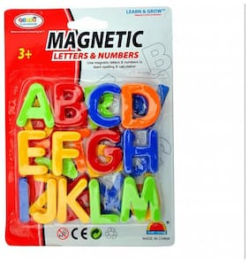 Flying Toyszer Magnetic Capital Letters