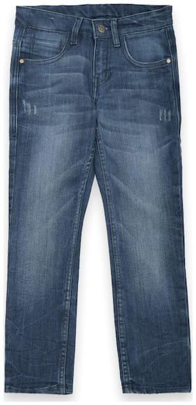 Flying Machine Boy's Slim fit Jeans - Blue