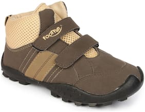 Liberty Brown Casual shoes for boys