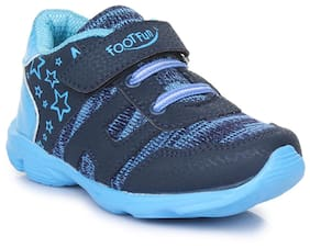 Liberty Lucy Luke Blue Sport shoes for boys