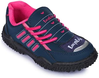 Liberty Pink Boys Sport shoes