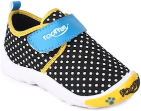 Liberty Black Girls Casual Shoes