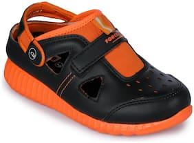 Liberty Black Unisex Kids Sandals