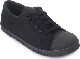 Liberty Black Casual shoes for boys