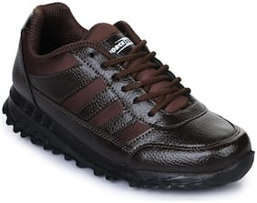 Liberty Brown Boys Casual shoes