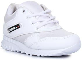 Liberty White Boys Sport shoes