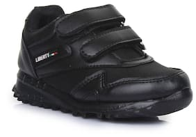 Liberty Force 10 Black Casual shoes for boys