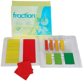 Fraction Set : Learn operations of fractions for kids |Educational Toys/Learning Kits/Educational Kits/Math Kit