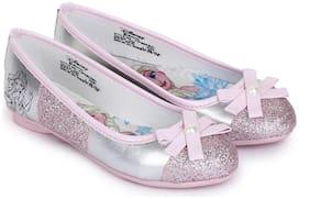 Frozen Pink Ballerinas For Girls