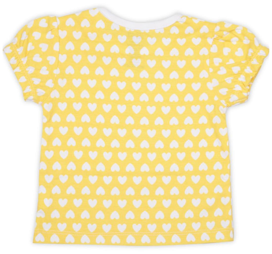 89225b49 Buy FS mini Klub Cotton Printed T shirt Top - Yellow Online at Low Prices  in India - Paytmmall.com