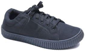 SIM STYLE Black Boys Casual shoes