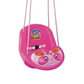 Fun Ride Pink Beeltle Swing