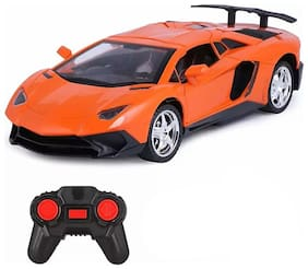 FUN RUN Baby Brand, Baby 1:18 Scale Super Racing Car With Light & Remote Opening For Your Kids FR-ET-262