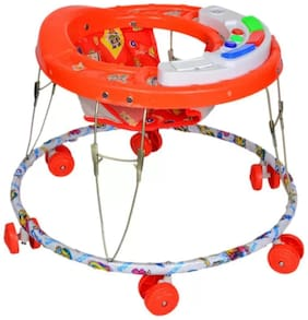 FUN RUN Baby Brand, Baby Beautiful Musical Walker With Light & Poem Song For Your Kids FR-BW-11