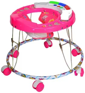 FUN RUN Baby Brand, Baby Beautiful Musical Walker With Light & Poem Song For Your Kids FR-BW-14