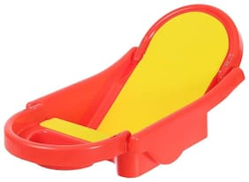 FUN RUN Baby Brand, Baby Foldable Plastic Playful & Comfortable Bath Tub For Your Kids FR-BT-01