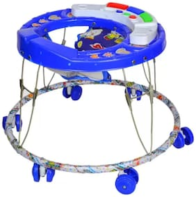 FUN RUN Baby Brand, Baby Beautiful Musical Walker With Light & Poem Song For Your Kids FR-BW-12
