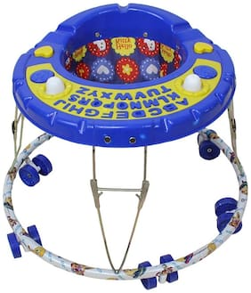 FUN RUN Baby Brand, Baby Beautiful ABCD Function Walker With Horn For Your Kids FR-BW-02