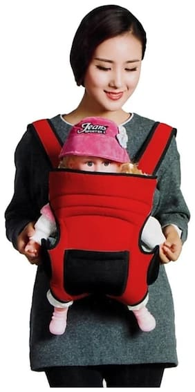 FUN RUN Baby Brand, Baby High Quality 3-in-1 Carrier Bag With Strong Strip With Comfortable Head (EN13209-2) For Your Kids FR-CB-16