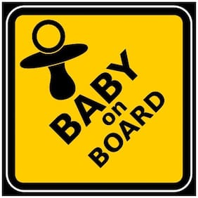 Funcart Baby On Board Photo Party Booth Board
