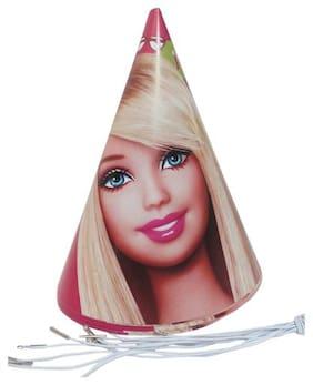 Funcart Barbie Cone Cap (6 pcs/pack)
