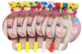 Funcart Barbie blowout noise maker (6 pcs/pack)