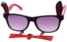Funcart Bunny Mustache Kids Sunglasses