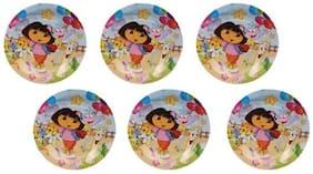 Funcart Diposable Part Paper Plates