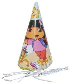 Funcart Dora Cone Cap ( 6 pcs/pack)