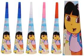 Funcart Dora the explorer Horns ( 6 pcs/pack)