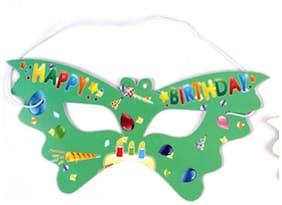 Funcart Frolic Birthday Theme Eye Mask