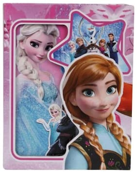 Funcart Frozen Secret Diary  Set  with Pink colour.