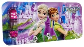 Funcart Frozen fancy  Pencil Box with stationery items
