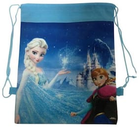 Funcart Frozen haversack bag for return gifts or light khoi bag items