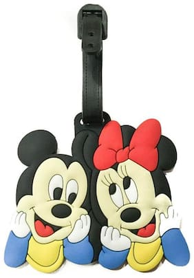 Funcart Funcart Mini Mouse Luggage Tag